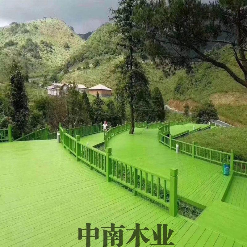 海南木结构平台